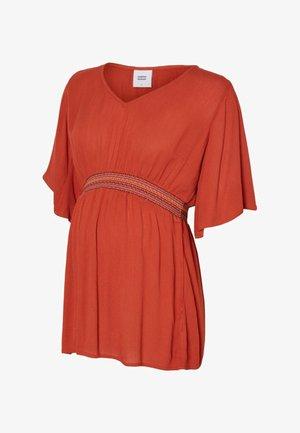 Blus - orange