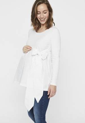 Blus - bright white