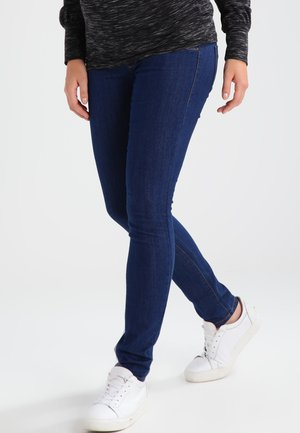 MLJULIA  - Slim fit jeans - med blue denim