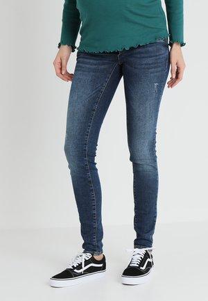 MLOHIO - Slim fit jeans - blue denim