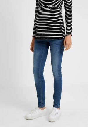 OHIO MEDIUM - Jeans slim fit - light blue denim
