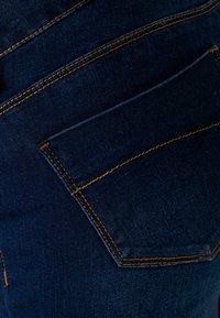 MAMALICIOUS - Jeans slim fit - dark blue denim - 5