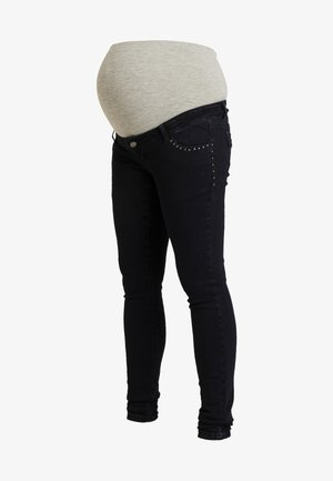 MLMAIN STUD - Jeans slim fit - dark blue denim