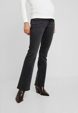 Jeans Bootcut - black denim