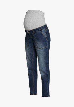 MLCELIA BOYFRIEND JEANS  - Jeansy Relaxed Fit - medium blue denim