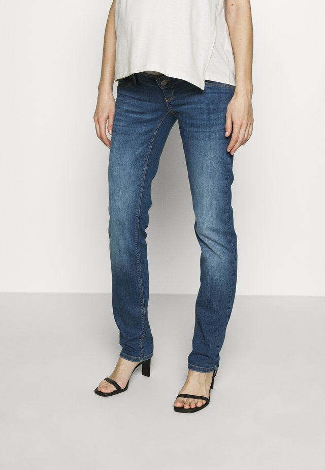 MLPUNTA - Jeansy Straight Leg - light blue denim
