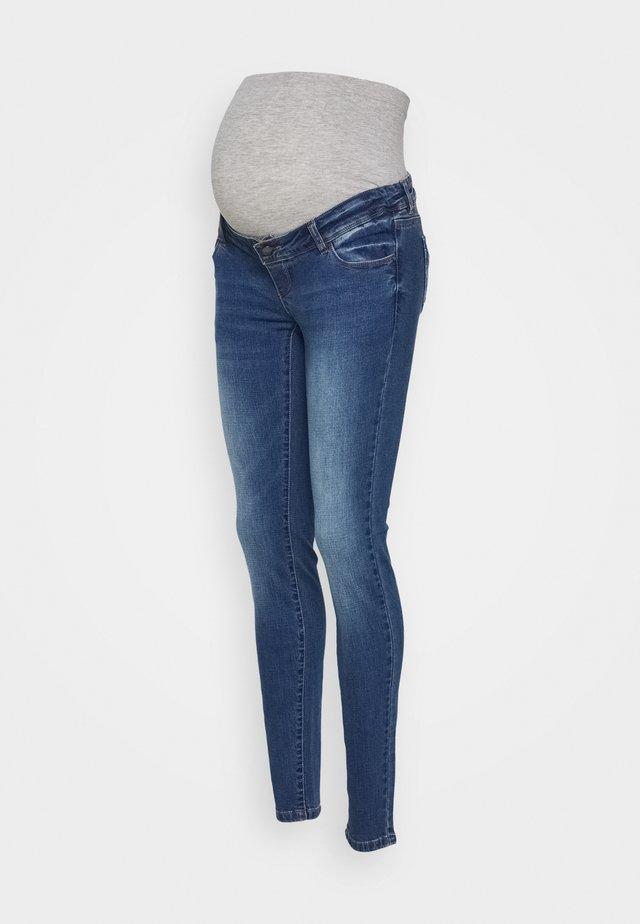 MLFLORIDA SLIM JEANS  - Slim fit jeans - medium blue