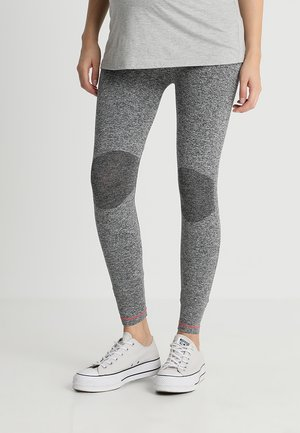 MLFIT ACTIVE TIGHTS - Legging - grey melange
