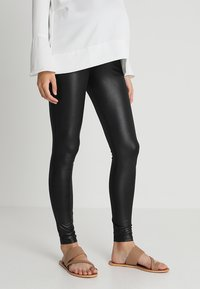 MAMALICIOUS - MLNEWTESSA - Leggings - black - 0