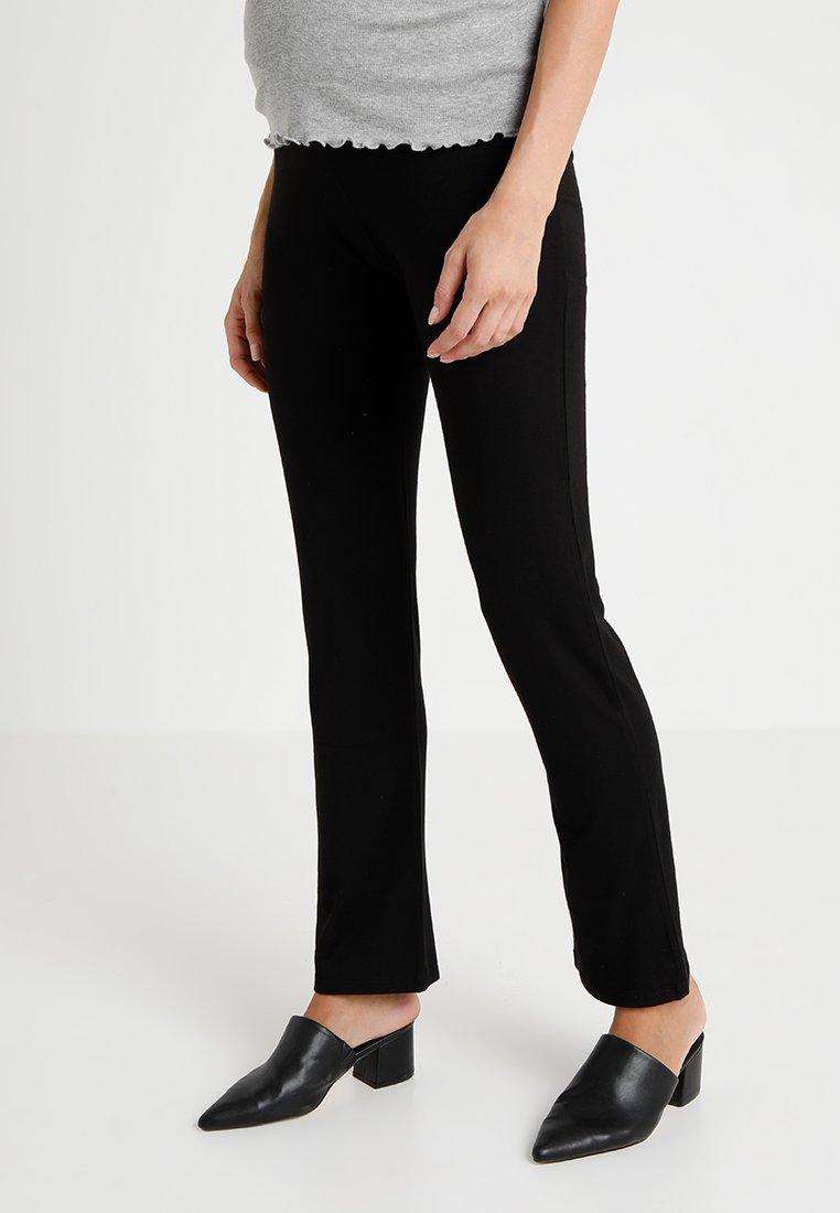 MAMALICIOUS - MLNEW YOGA PANT - Tracksuit bottoms - black