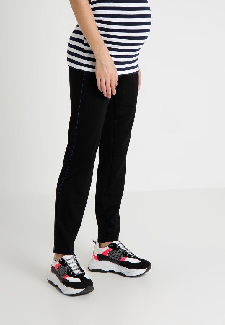MAMALICIOUS - MLMATHILDE PANTS - Jogginghose - black