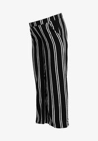 MAMALICIOUS - MLEBONY PANTS - Trousers - salute - 3