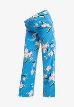 MLMARTINA PANTS - Broek - cendre blue