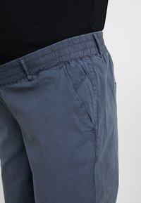 MAMALICIOUS - MLPLAYA PANTS - Kalhoty - ombre blue - 3
