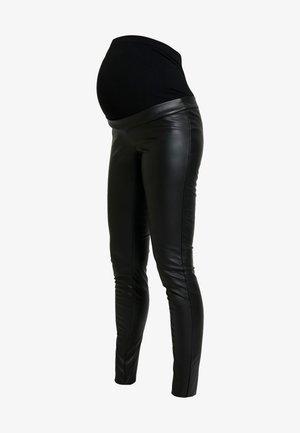 MLBEN PANTS - Kalhoty - black