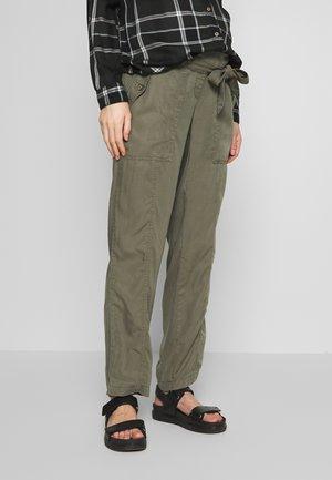 MLLEONA PANT - Pantalones - dusty olive