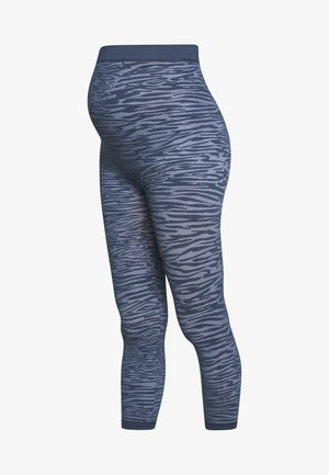 MLPARIA ACTIVE TIGHT - Leggings - Trousers - navy blazer