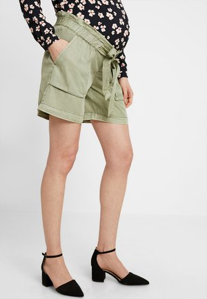 MLBETHUNE  - Shorts - oil green