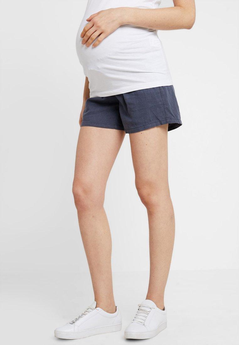 MAMALICIOUS - MLLINEN  - Shorts - ombre blue