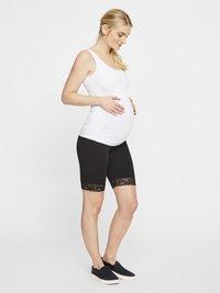 MAMALICIOUS - Shorts - black - 1