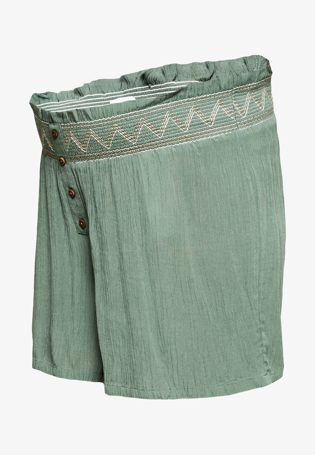 MLHAILEY - Shorts - green bay/multicolor