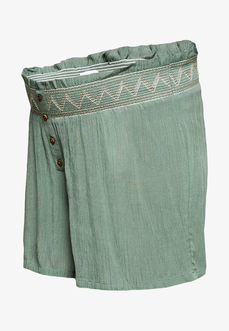 MAMALICIOUS - MLHAILEY - Shorts - green bay/multicolor
