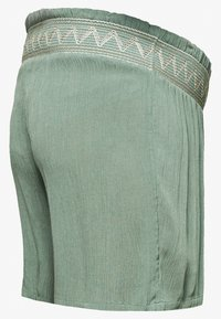 MAMALICIOUS - MLHAILEY - Shorts - green bay/multicolor - 1