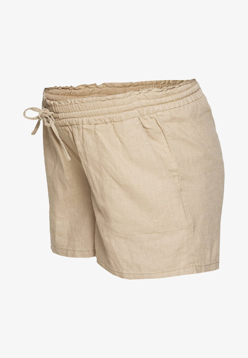 MAMALICIOUS - MLLINEN - Shorts - sand