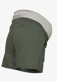MAMALICIOUS - MLLINEN - Shorts - thyme - 1