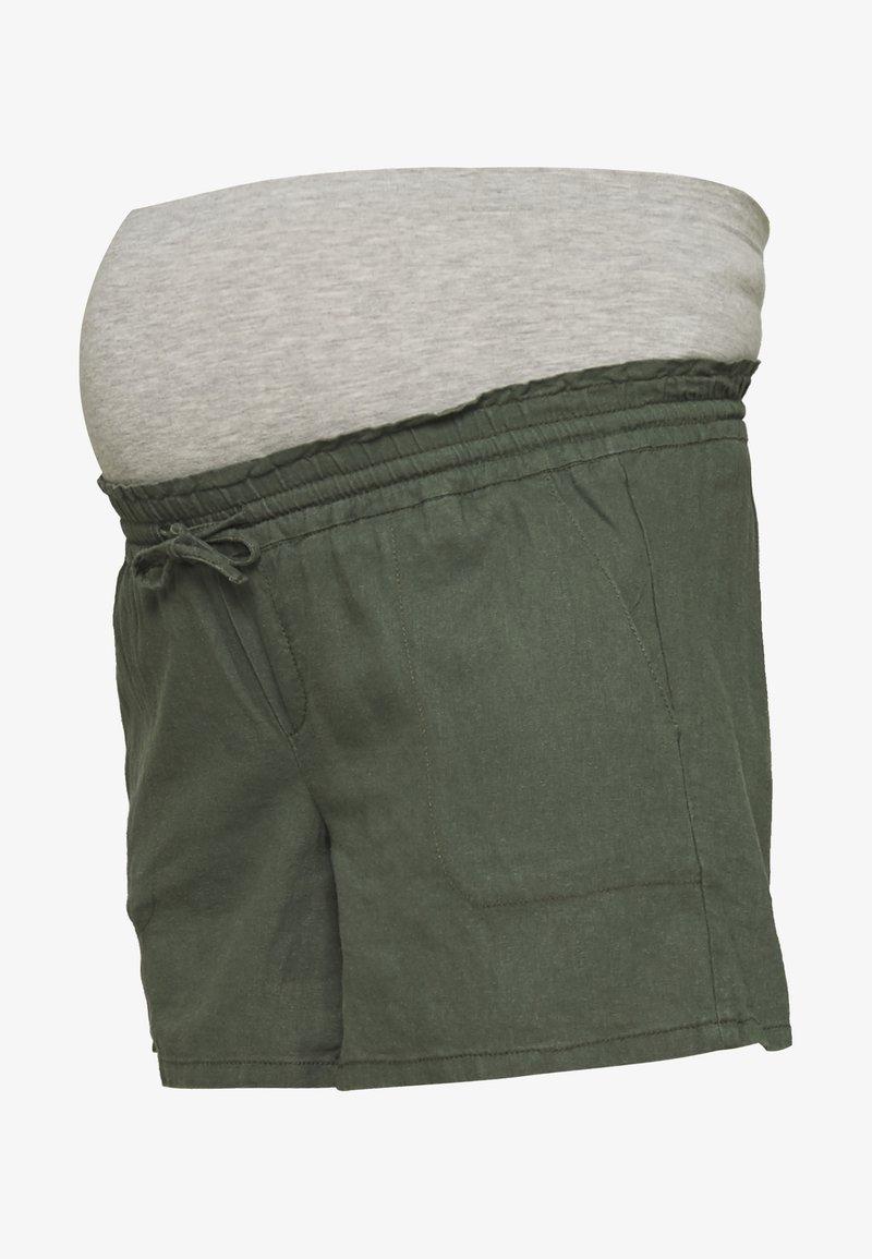 MAMALICIOUS - MLLINEN - Shorts - thyme