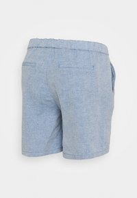 MAMALICIOUS - MLHILO LOOSE SHORTS - Kraťasy - light blue - 1