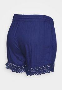 MAMALICIOUS - MLREBEKKA - Shorts - mazarine blue - 1
