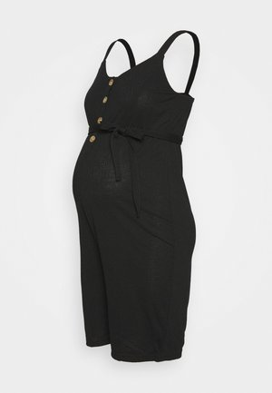 MLCOSIMA PLAYSUIT - Kombinezon - black
