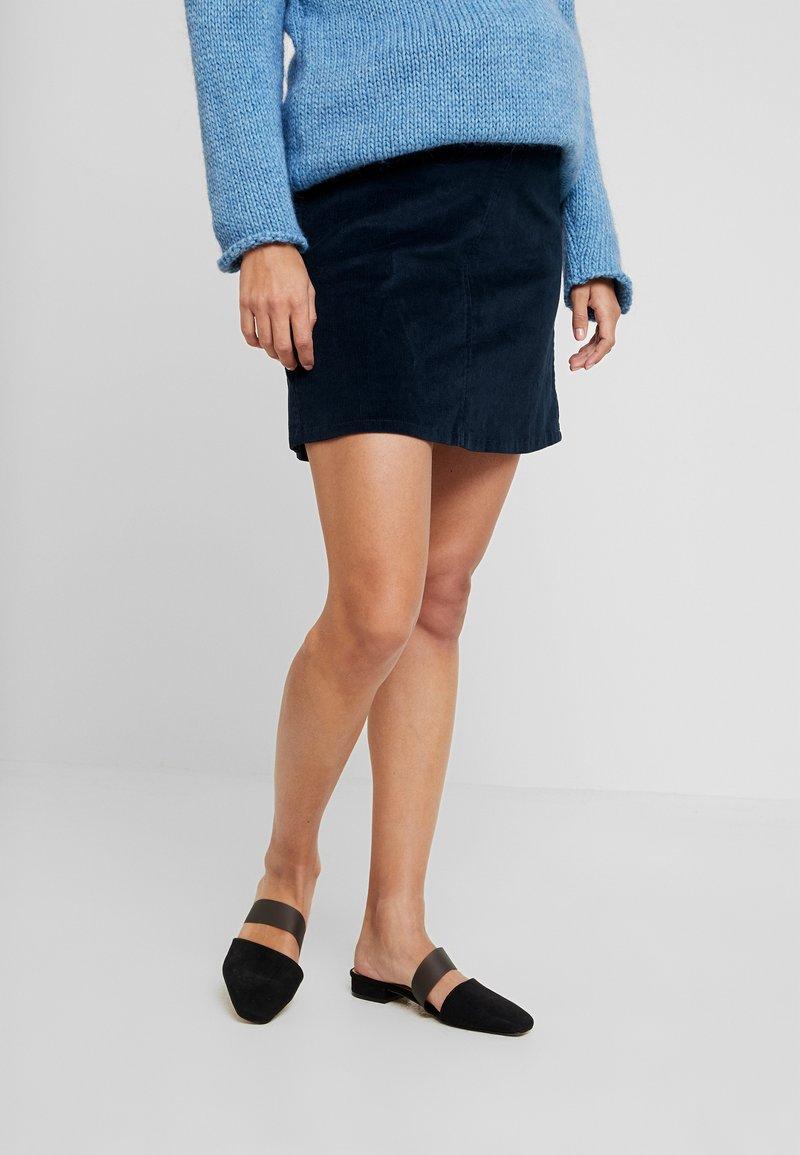 MAMALICIOUS - Mini skirt - salute