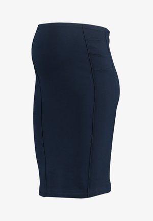 MLLUNA PINTUC SKIRT - Kynähame - navy blazer