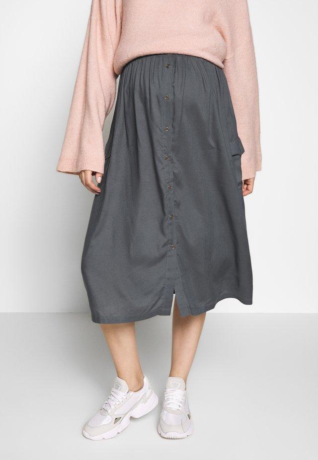 MLMALIN SKIRT - A-line skirt - orion blue