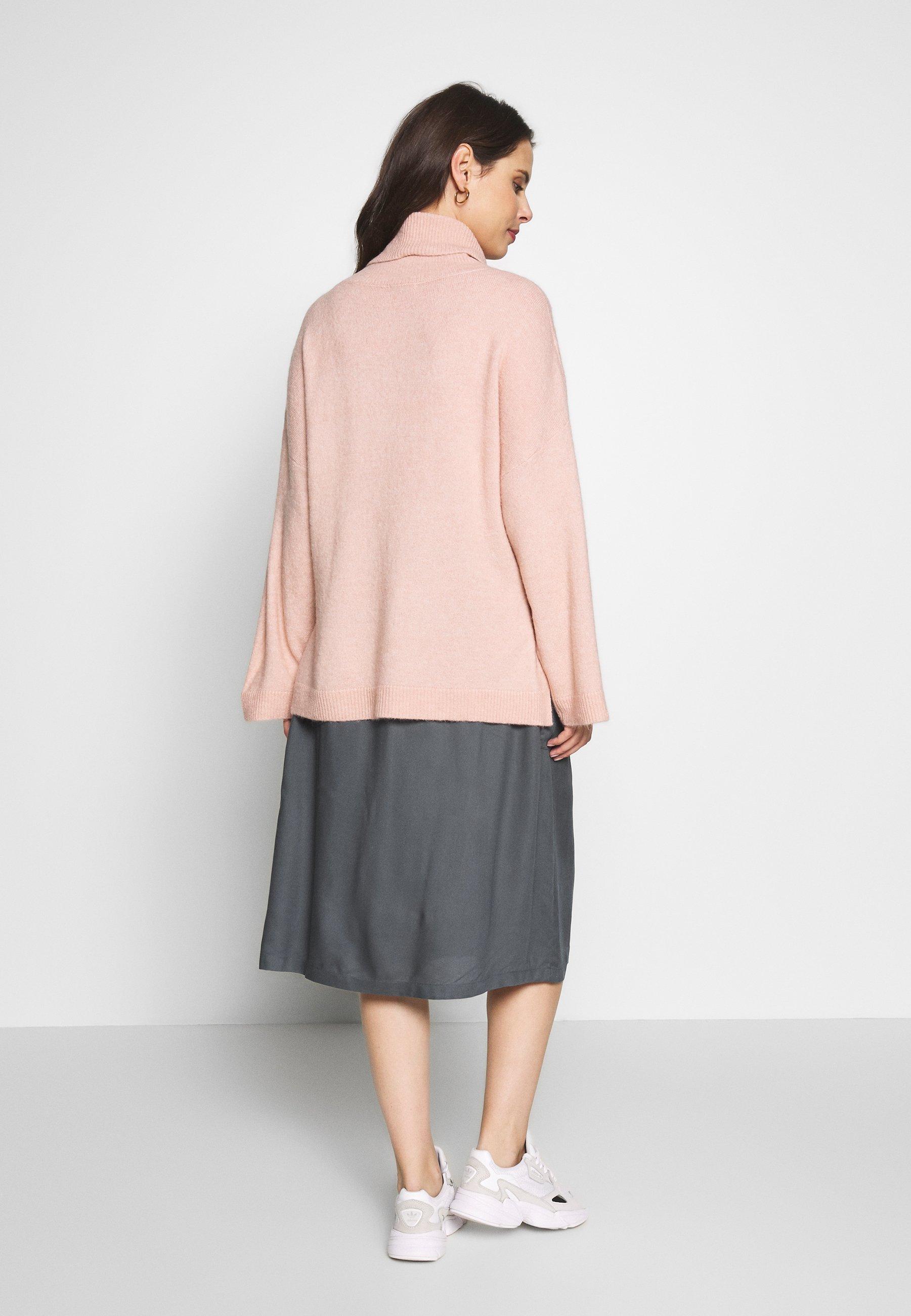 Mamalicious Mlmalin Skirt - A-lijn Rok Orion Blue jaUZsPrK