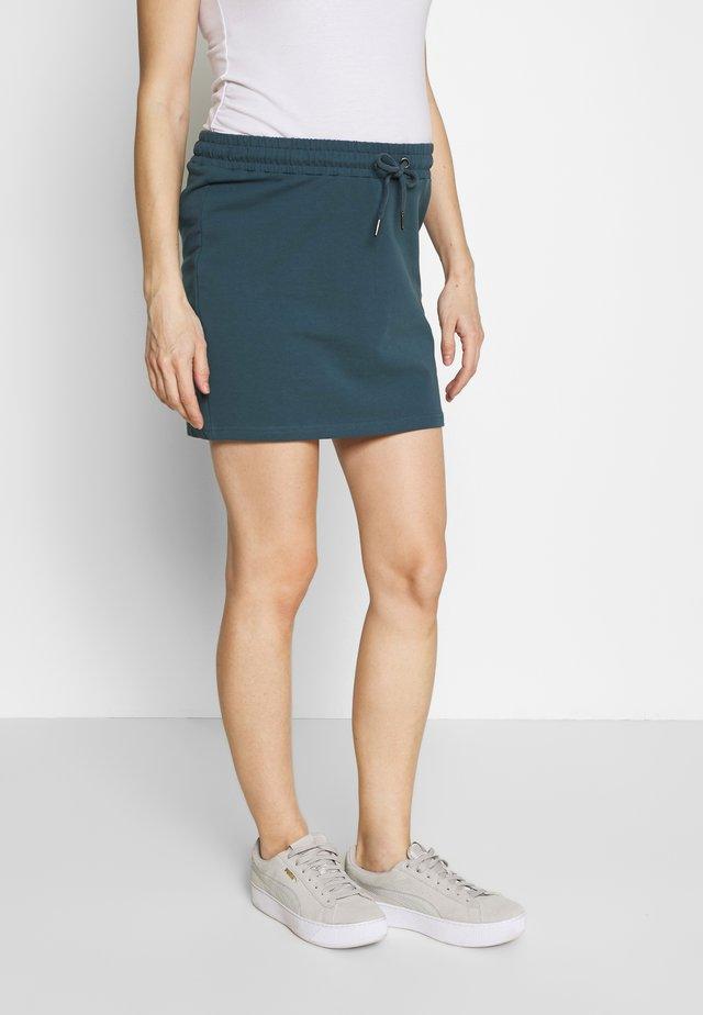 MLVINJA SHORT - Mini skirt - orion blue