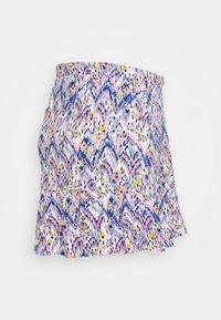 MAMALICIOUS - MLAGNES SHORT SKIRT - Minifalda - snow white/fragant lilac - 1
