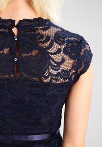 MAMALICIOUS - MLNEWMIVANA CAP DRESS - Vestito elegante - navy blazer - 4