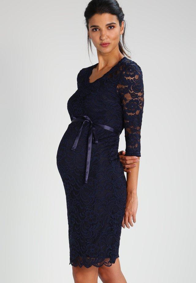 MLMIVANA DRESS - Cocktailjurk - navy blazer