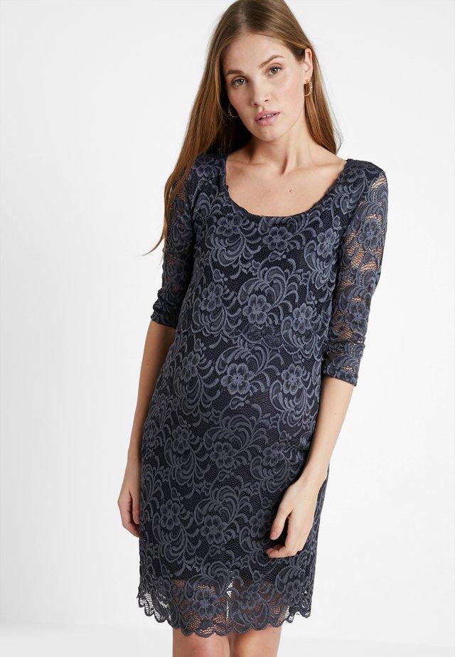 MLMIVANE JUNE 3/4 DRESS - Robe de soirée - ombre blue