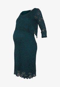 lounge_system - MLMIVANE JUNE 3/4 DRESS - Sukienka koktajlowa - ponderosa pine - 4