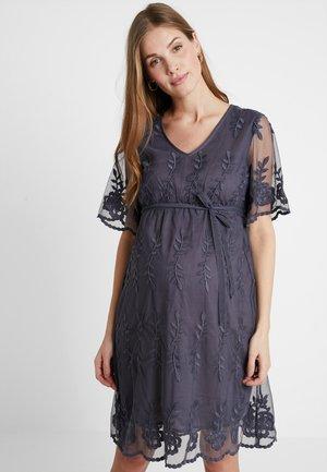MLANJA DRESS - Vestido de cóctel - ombre blue