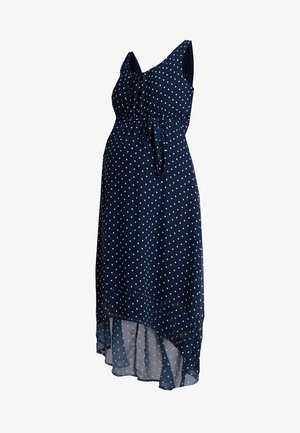 MLELINA DRESS - Maxi-jurk - navy blazer
