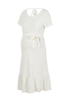 MLSASJA  - Jersey dress - snow white
