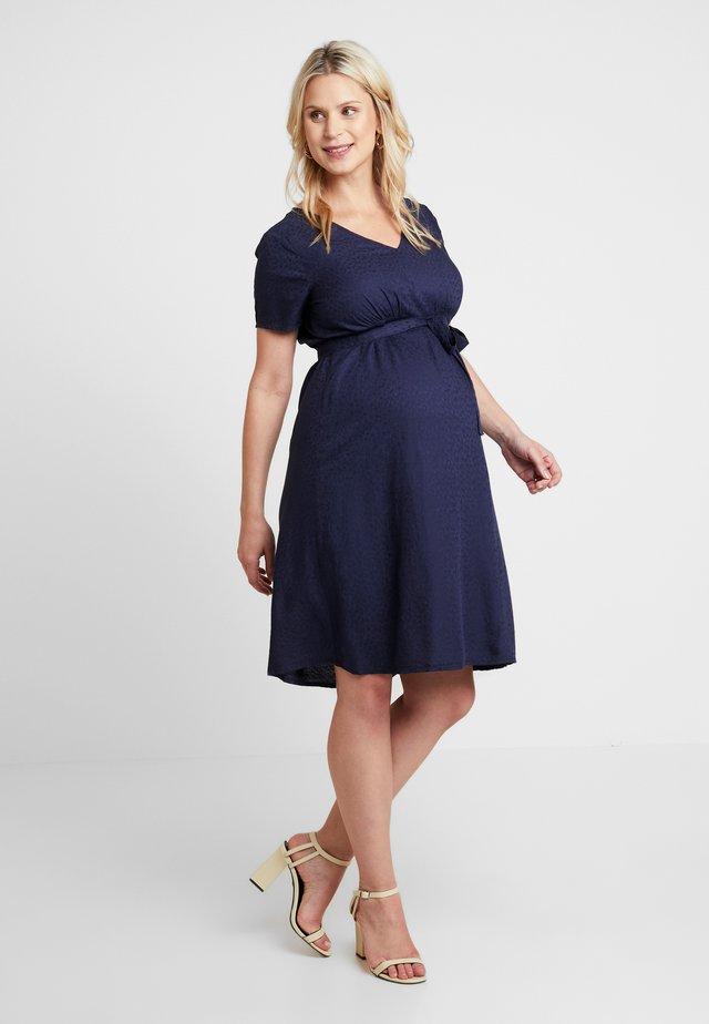 MLCHE DRESS - Day dress - navy blazer