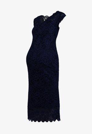 MLNEWMIVANA CAP DRESS - Jerseyjurk - navy blazer
