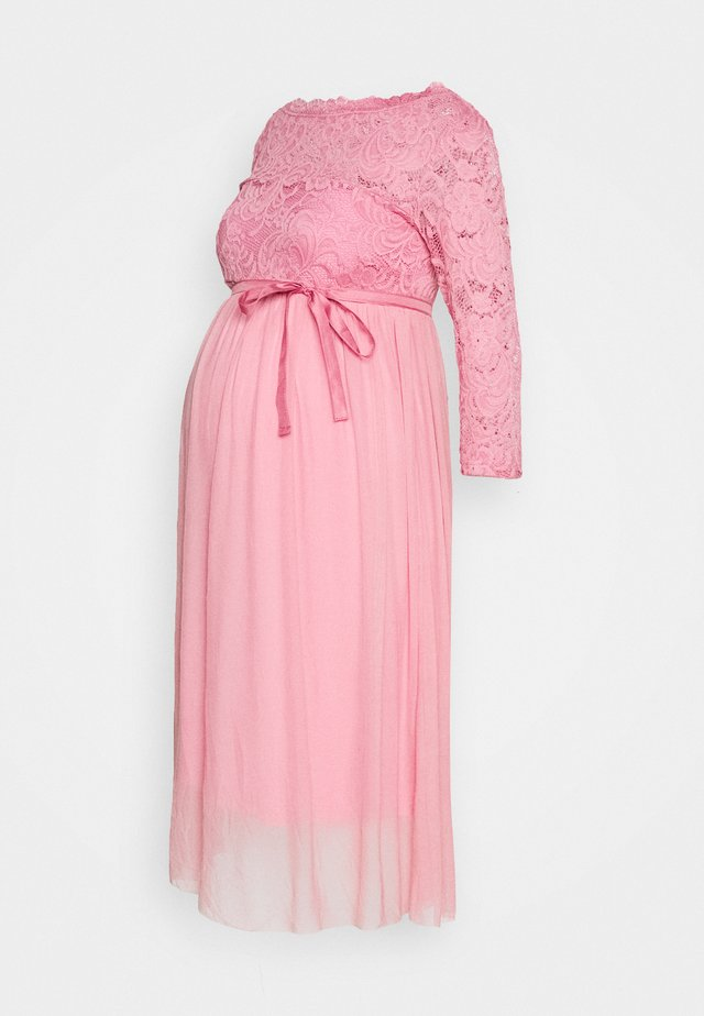 MLMIVANA DRESS - Cocktailjurk - cashmere rose