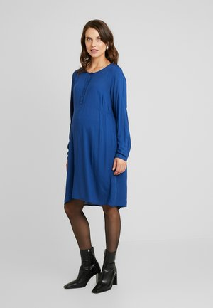 MLALDA DRESS - Paitamekko - estate blue